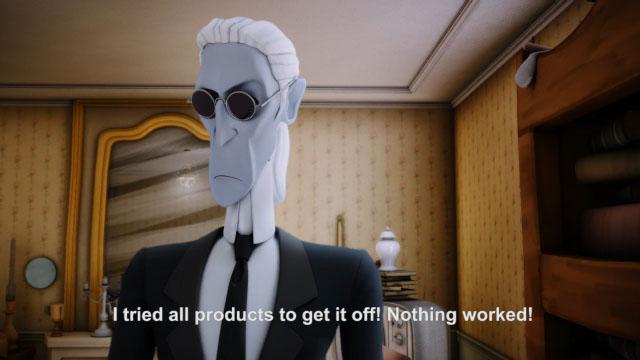 Temps Mort (animated short film)
