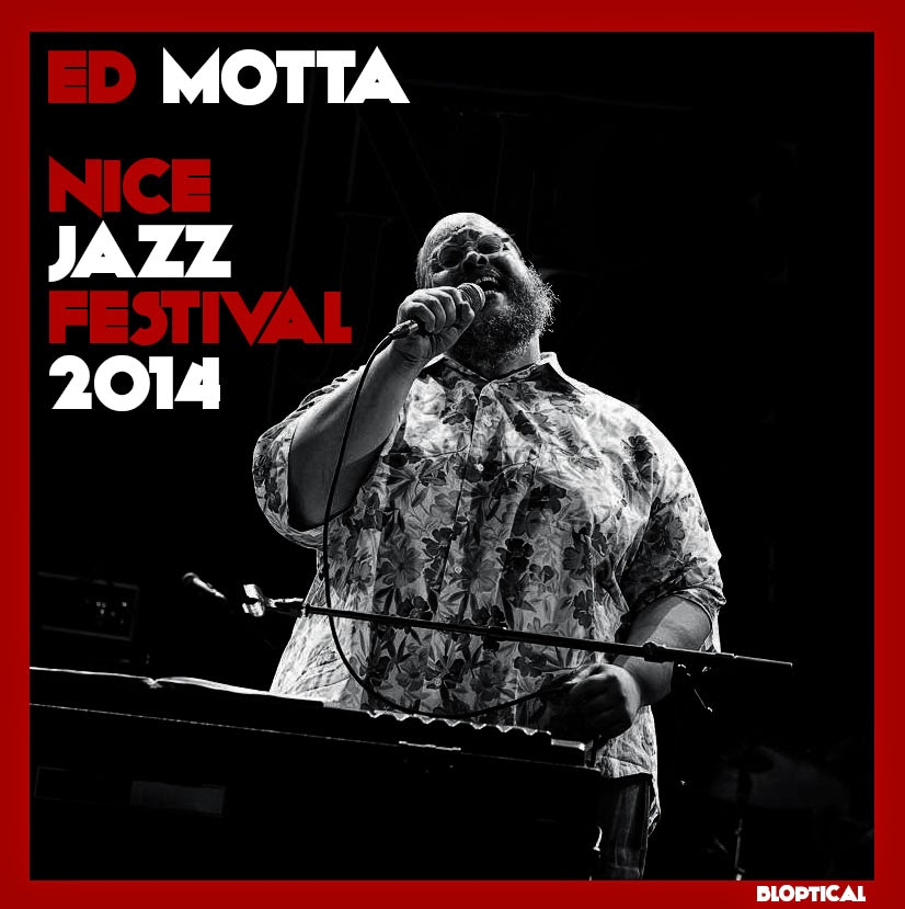 ed motta nice jazz festival 2014