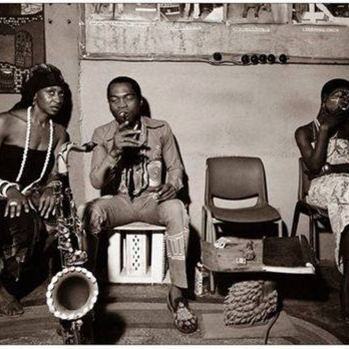 Fela Kuti & The Afrika 70 - He Miss Road (Cold Duck re-edit)