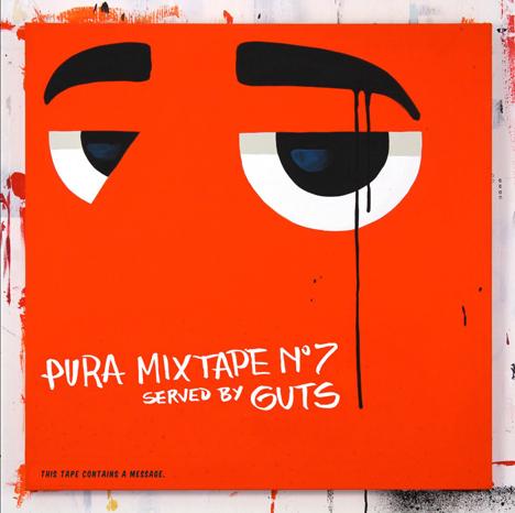 Guts - Pura Mixtape