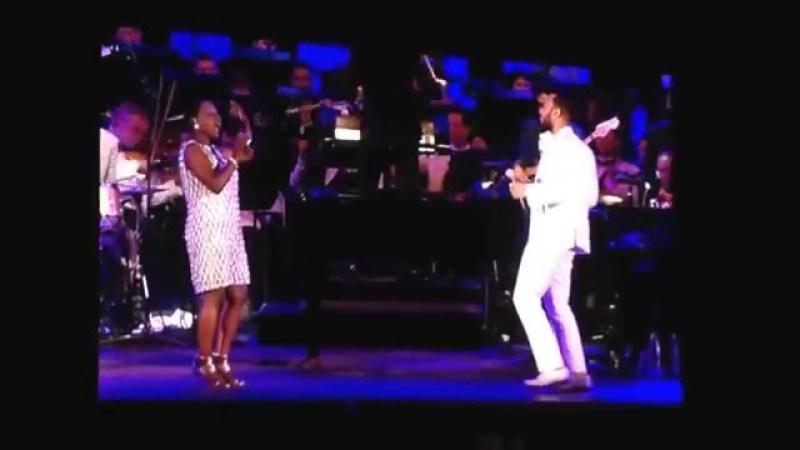 John Legend and Sharon Jones - What's Going On