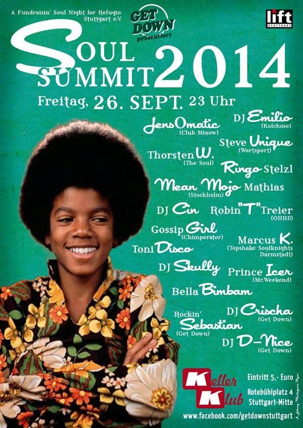 soul summit 2014