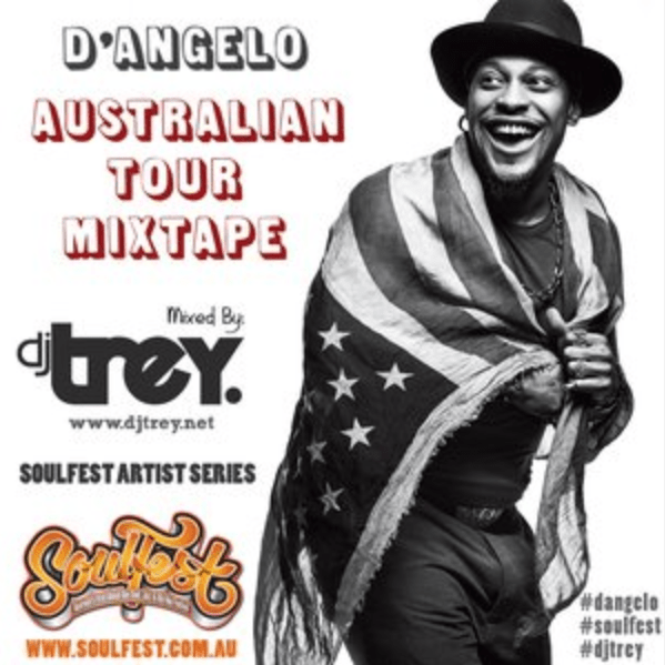 D'Angelo - The Australian Tour