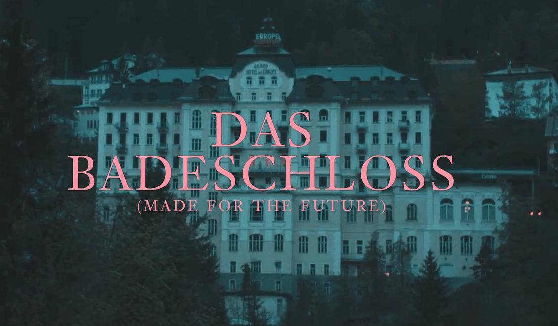 Friedrich Liechtenstein - Das Badeschloss (Made for the Future)