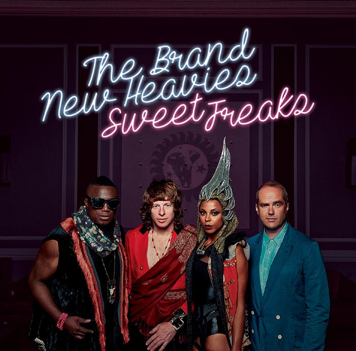 The Brand New Heavies Sweet Freeek