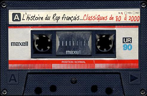 L'histoire Du Rap Français…Les classiques de 80' à 2000