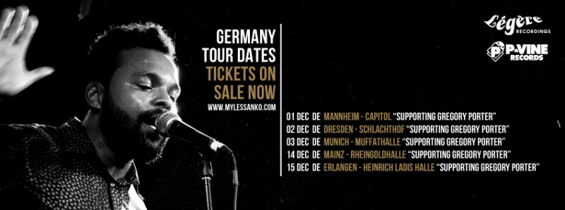 Myles Sanko 2015 Germany Tour FB Banner