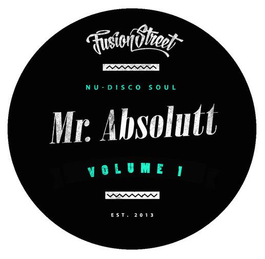 Vol.1 Nu Disco Soul by Mr. Absolutt