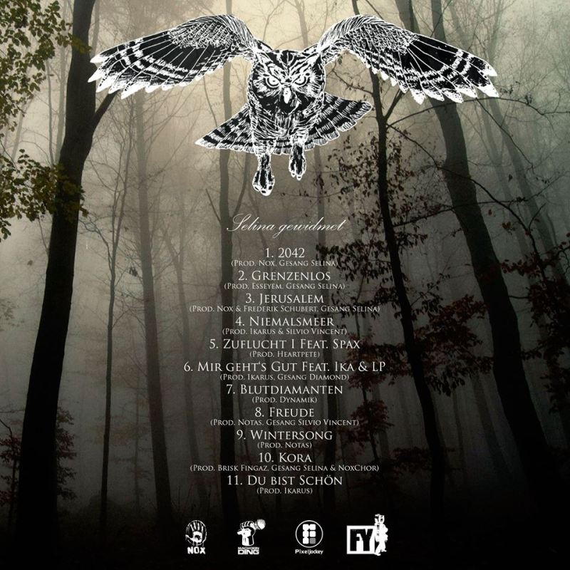 tracklist nox phoenix