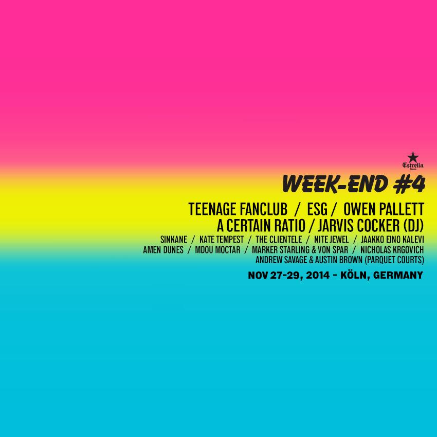 week-end #4