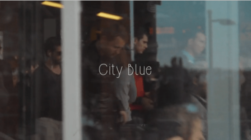 Busker Diaries #1 - City Blue