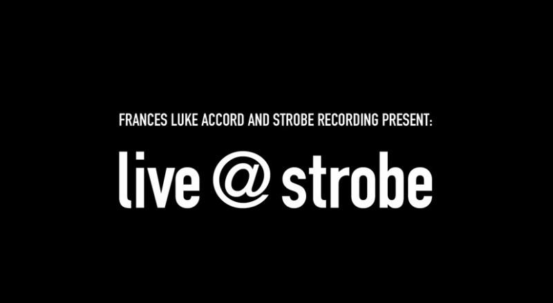 Frances Luke Accord - Egoeye - Live @ Strobe - Video