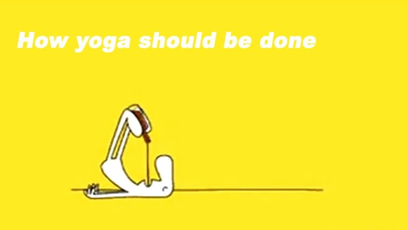 How Yoga Should Be Done
