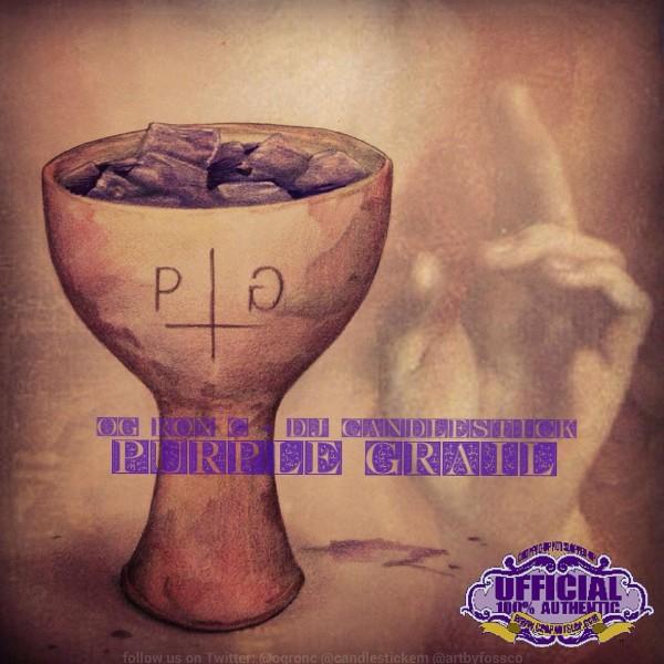 Jay-Z - Purple Grail (Chopstars Remix of Holy Grail)