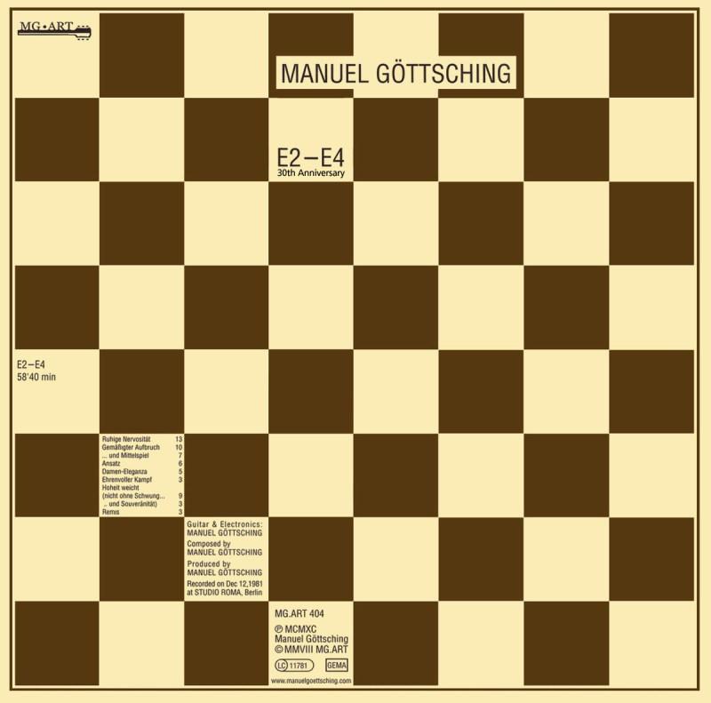 Manuel Göttsching - E2-E4