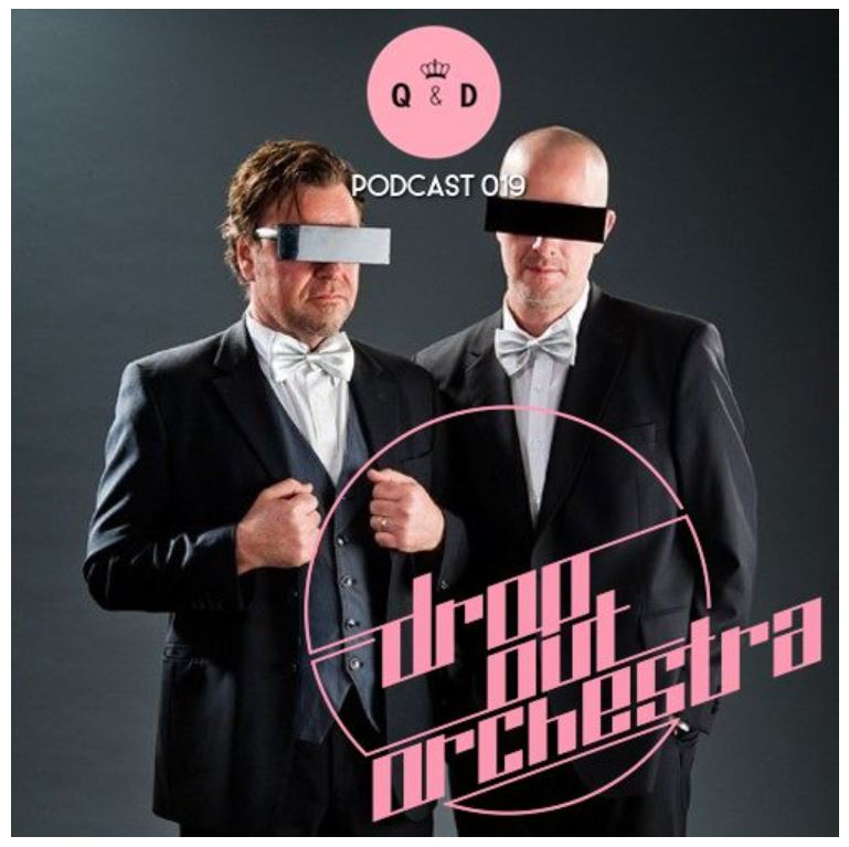 Queen & Disco ¦ Podcast 019 - Drop Out Orchestra
