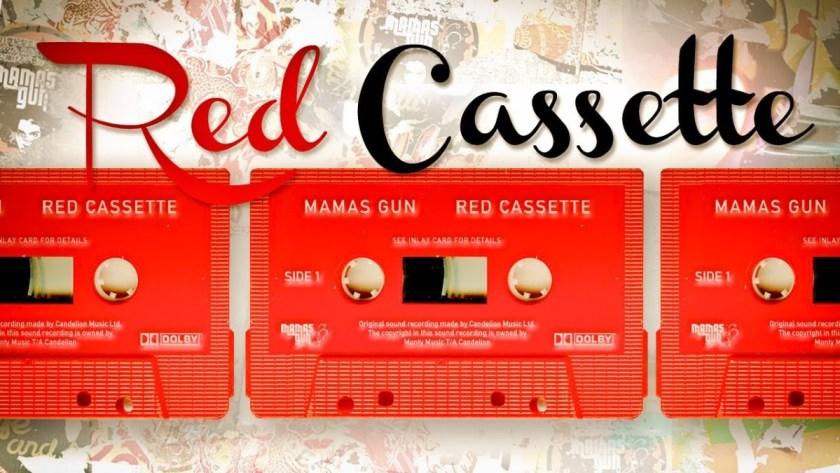 mamas gun red cassette