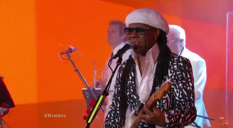 Chic feat. Nile Rodgers Performs I'll Be There