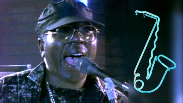 Curtis Mayfield Live At Ronnie Scott's (1988)