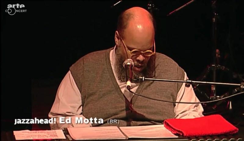 Ed Motta jazzahead! 2015