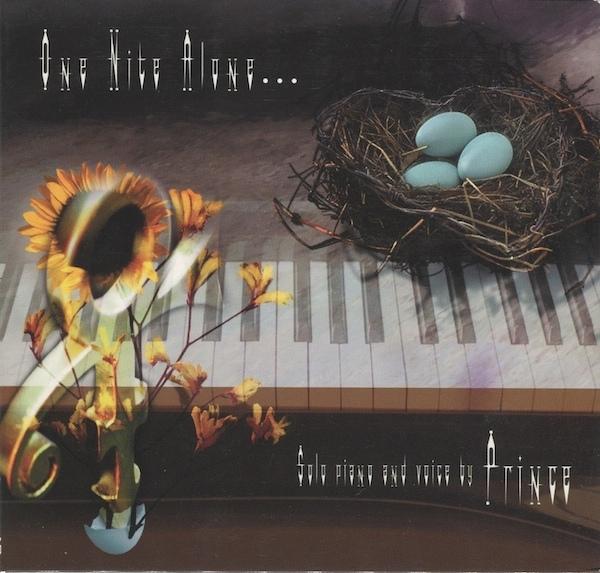 Prince - One Nite Alone...Solo Piano & Voice