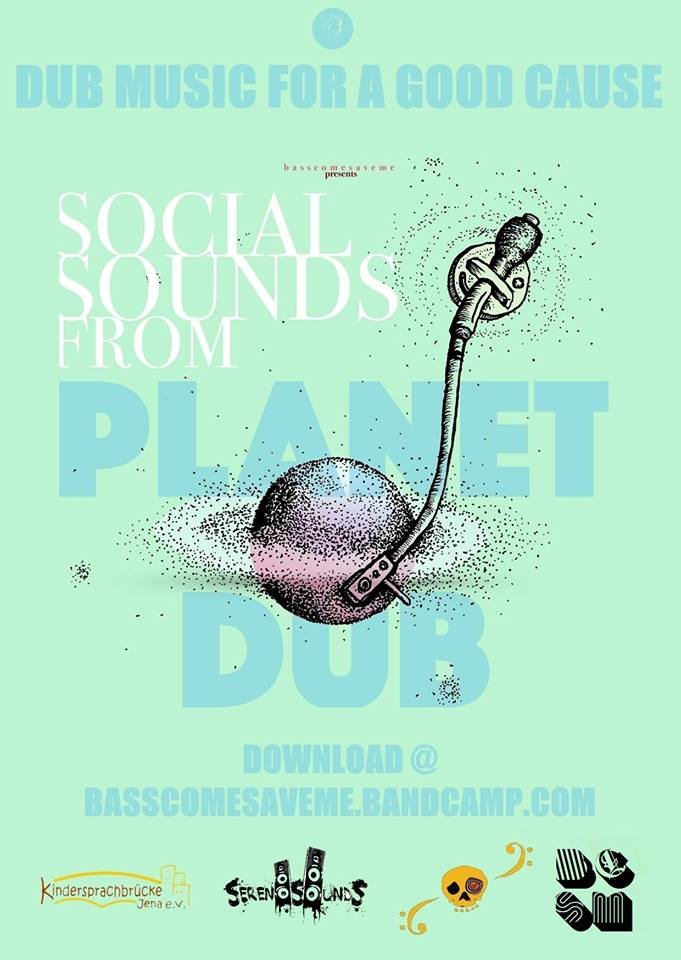 Social Sounds From Planet Dub (Benefiz Compilation)