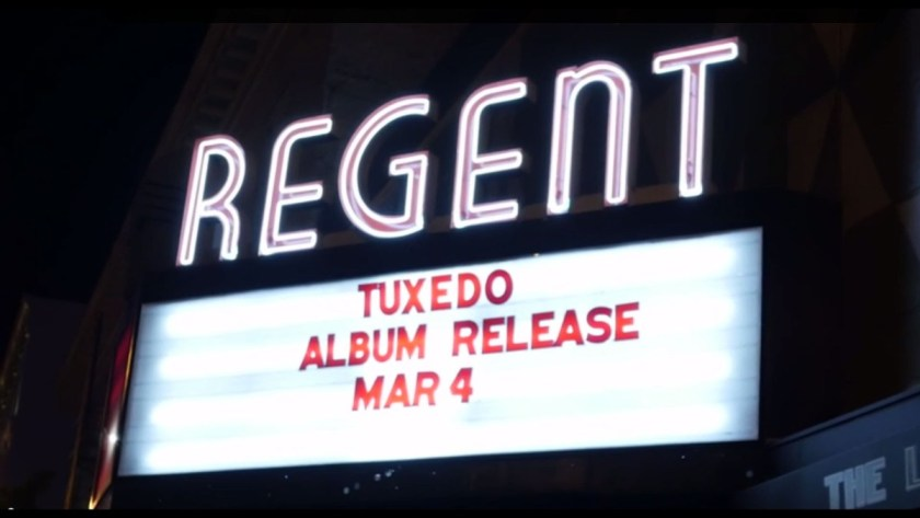 Tuxedo – Live at The Regent Theater