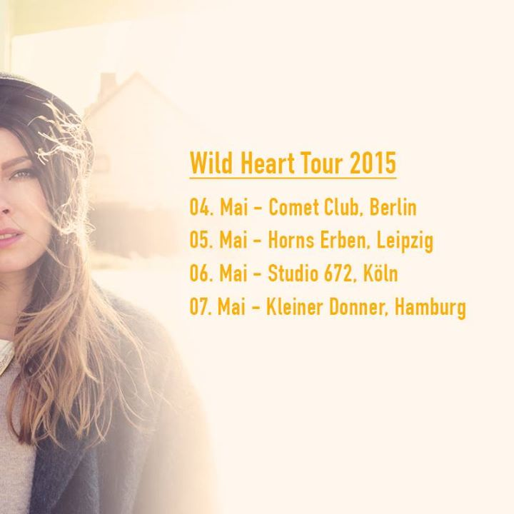 valentine wild heart tour 2015