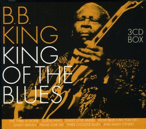 B.B. King King of the Blues