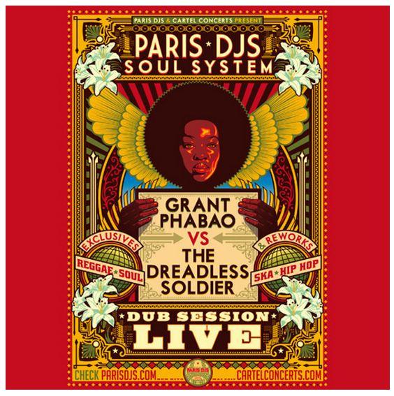 Paris DJs Soul System Dubtapes