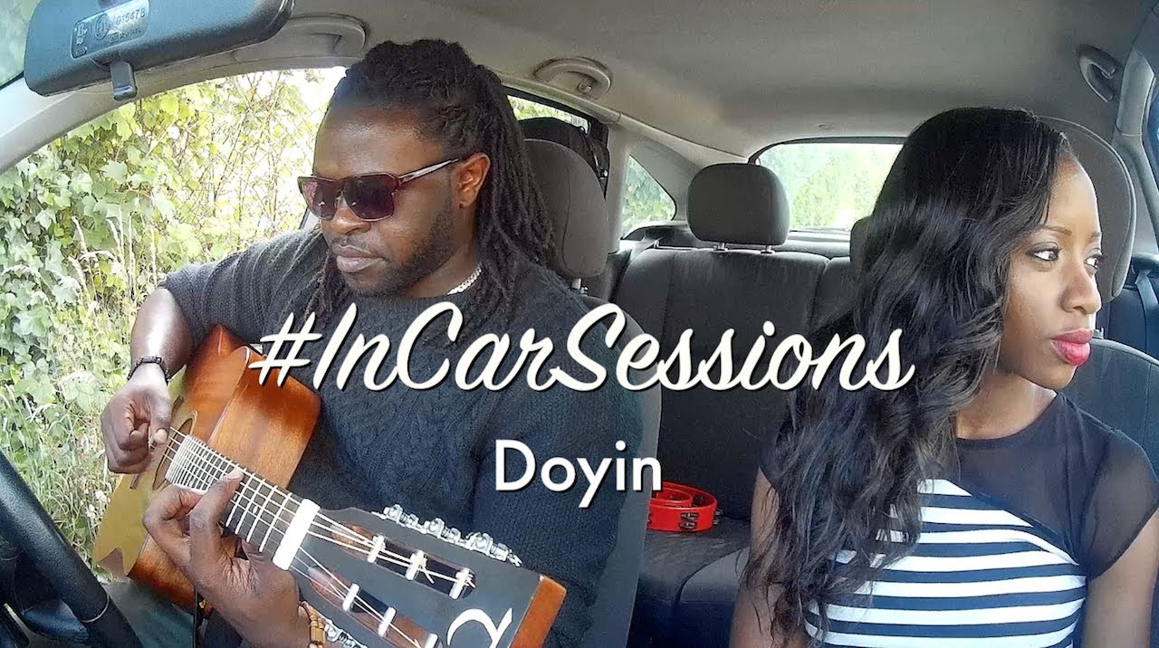 #InCarSessions EP4 Doyin - Magic by Coldplay