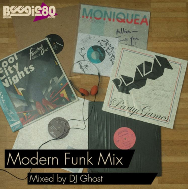 Modern Funk Mix (Mixed By DJ Ghost)