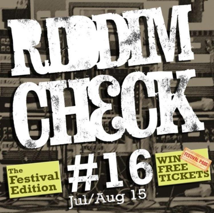 riddim check #16
