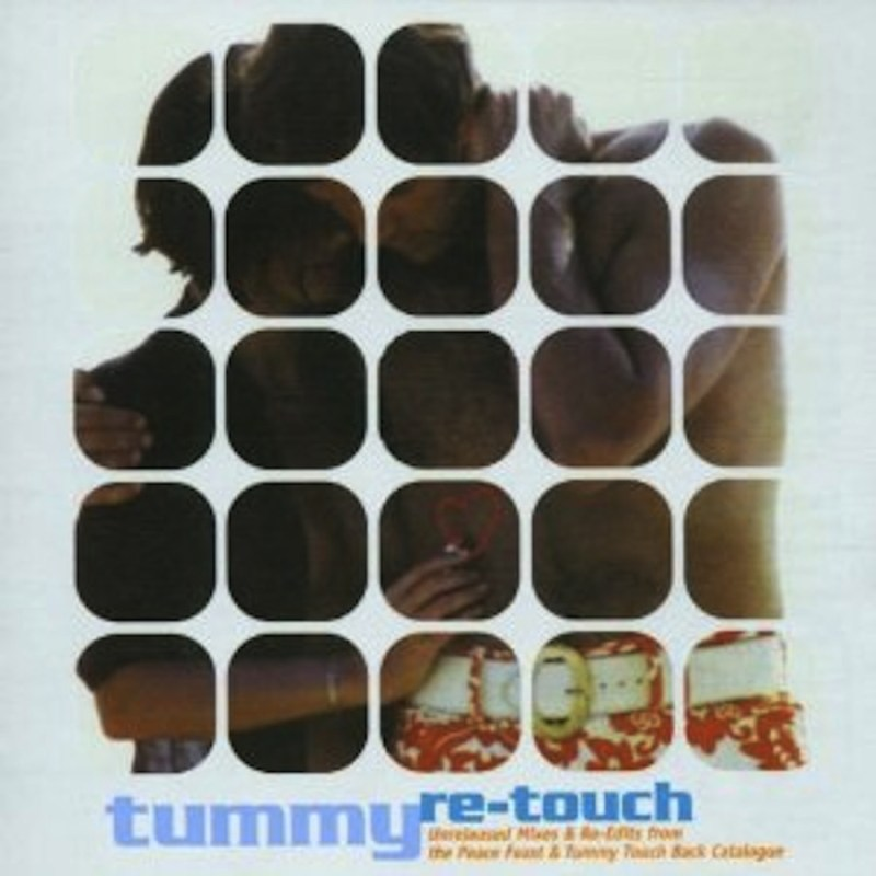 tummy re-touch