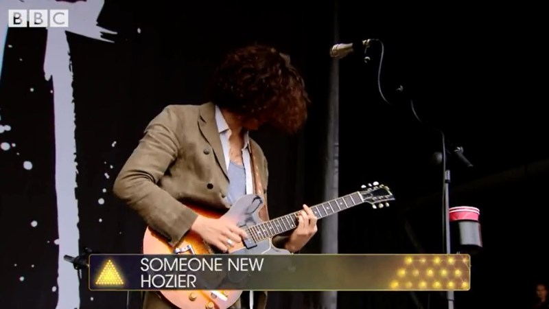 Hozier - Someone New (LIVE @ Glastonbury 2015)