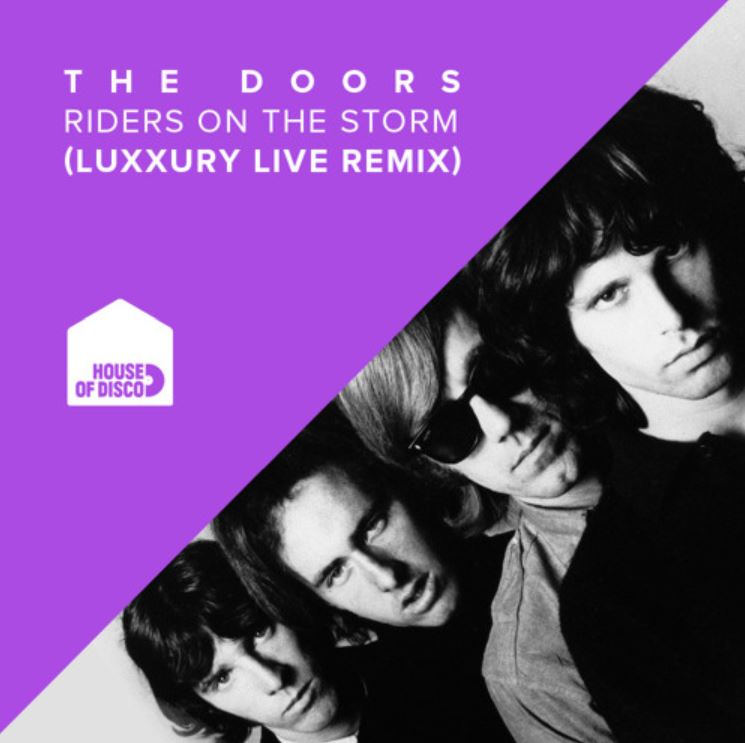 The Doors – Riders on the Storm (Luxxury Live Remix)