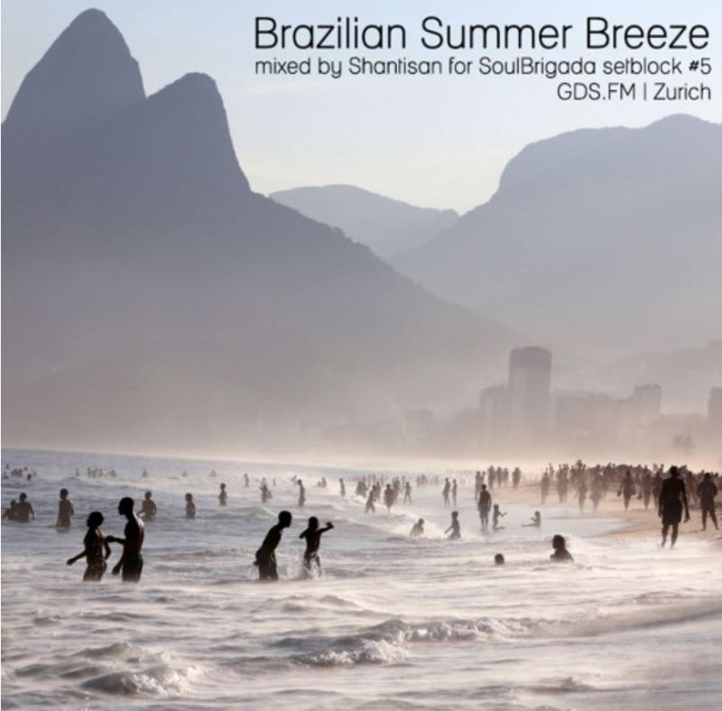 brazilian summer breeze