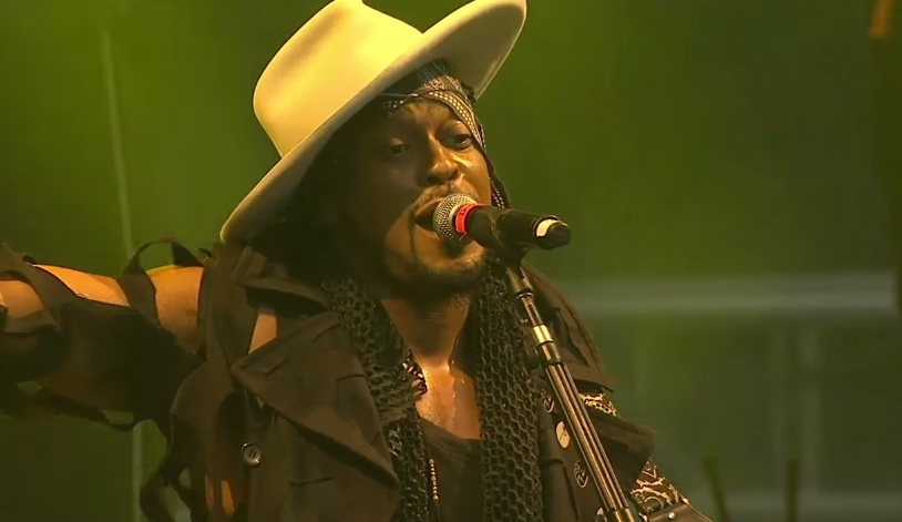 D'Angelo and The Vanguard Outside Lands Festival 2015 FULL CONCERT