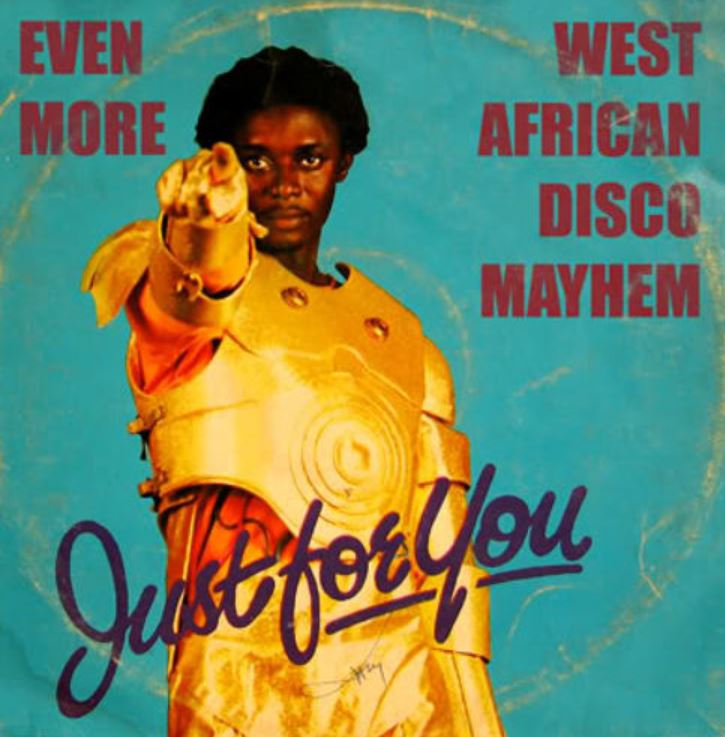 Truth & Lies 'Deep Afro Disco Mix for Africa Oye' by Ex-Friendly