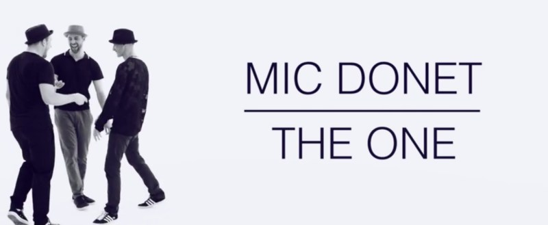 mic donet the one