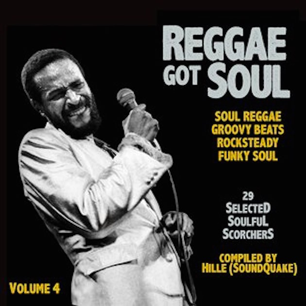 Reggae Got Soul - Volume 4