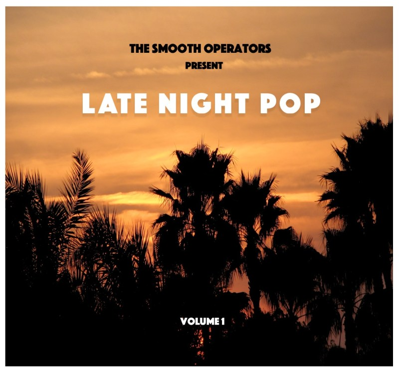 Late Night Pop compilation artwork new version