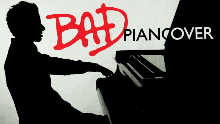 bad pianocover
