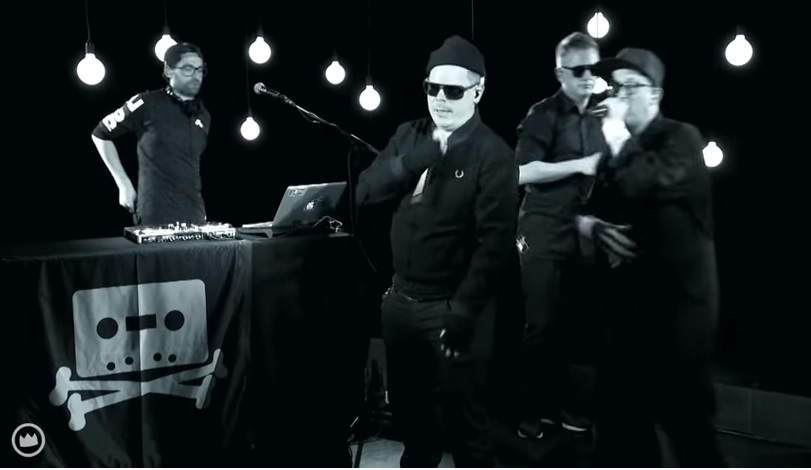 Fettes Brot - TURNTABLE-MEDLEY (1LIVE Krone Session)