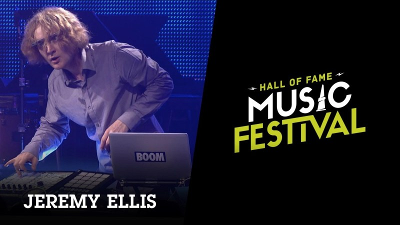 Jeremy Ellis (Full Sail University Hall of Fame Music Festival)