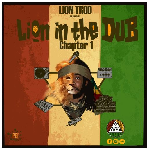 Lion Trod - Lion In The DUB #Chapter1 Mixtape