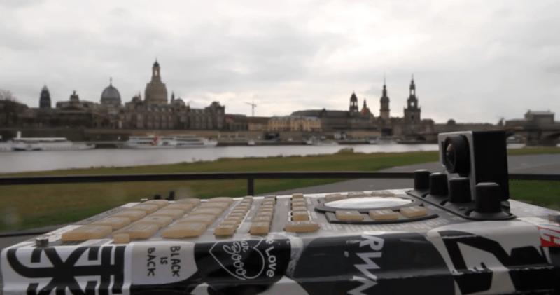 the KHADERBAI beat diaries - episode 26 Dresden