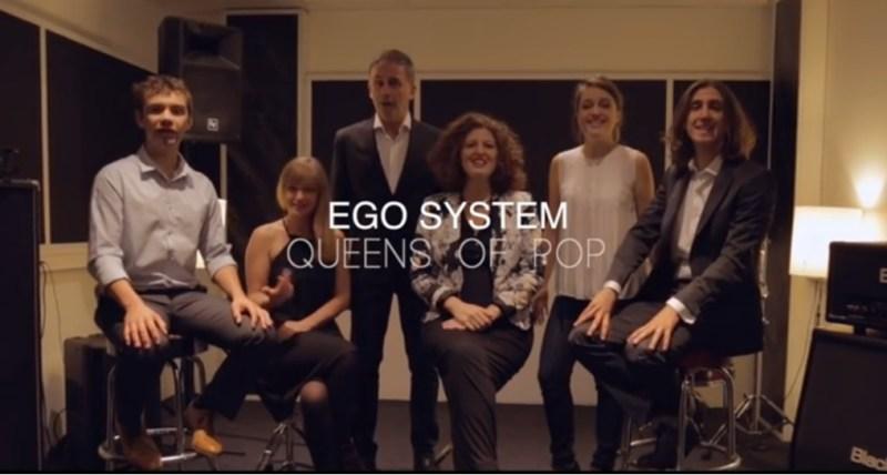 ego system queens of pop