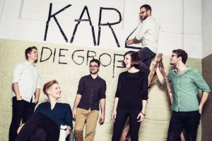 """Happy Releaseday: Karl die Große - """"Dichter bei den anderen"""" EP"""