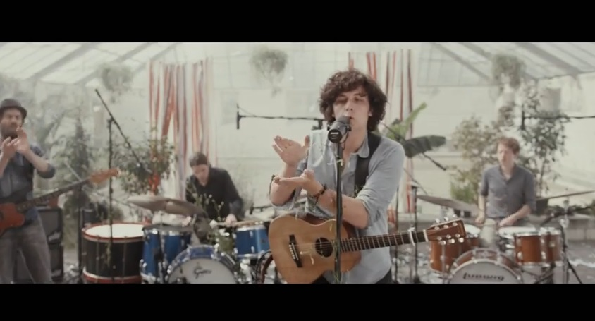 L'aupaire - The River (The Glass House Session)